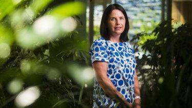 Mandy Larsson of Lifeline Canberra