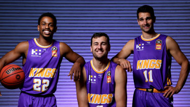 Casper Ware, Andrew Bogut and Kevin Lisch will all be key to Sydney's hopes this season.