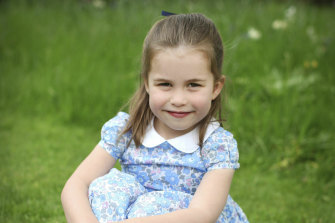 Princess Charlotte's name continues to be on trend.