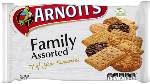 KKR to buy Arnott's biscuits from Campbell Soup in $US2 2b sale