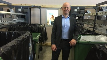 TOMRA's Australian president Ryan Buzzell believes if the scheme is easy to work, recycling rates will increase.