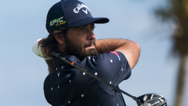 Curtis Luck poised for big PGA Tour boost