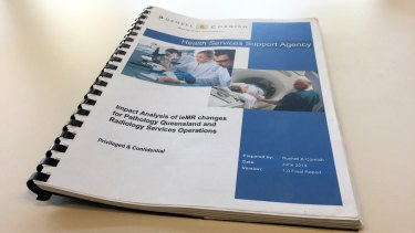 The Bushell & Cornish report warned that other jurisdictions that had installed an electronic medical record had seen serious cost blow-outs and patient safety consequences.