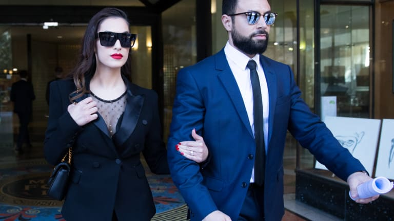 Fatima Mehajer was given a two-month suspended jail sentence.