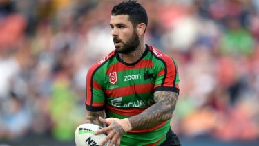 Making a case: Adam Reynolds has shown Brad Fittler just what he can offer this year.