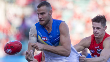 Jarrod Witts is keen to help build a positive culture at the Suns.