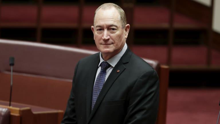 Senator Fraser Anning's recent maiden speech to Parliament drew controversy.