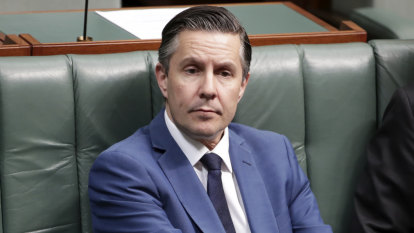 Labor's Mark Butler rejects 45 per cent emissions reduction target