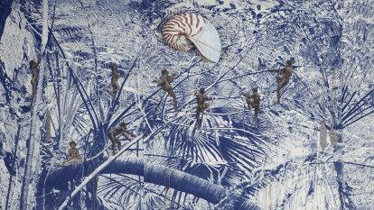 Dobell show delves deeply into the imaginative, interior world