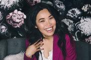 Comedian Diana Nguyen