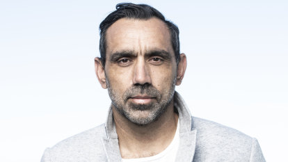 Adam Goodes reveals the moment he decided to end his AFL career