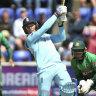 England crush Bangladesh to revive World Cup campaign, Kiwis cruise