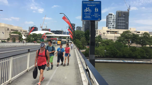 There'll be no shelter here: Deputy mayor rules out Victoria Bridge improvement