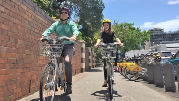 CityCycle trips double to reach one million rides in a year