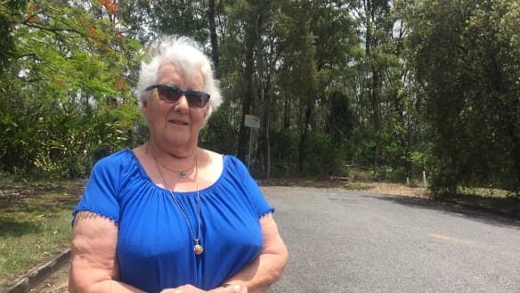 'Keep your hands off our mountain': Resident uproar over tree clearing