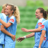 City ease past Jets, increase lead at top of W-League table