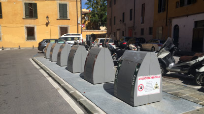 The six bins of Italy: What a wonderful waste of our time