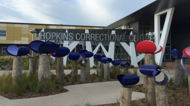 Hopkins Correctional Facility