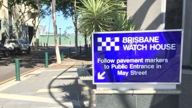 The family were taken to Brisbane City Watchhouse on Tuesday morning.