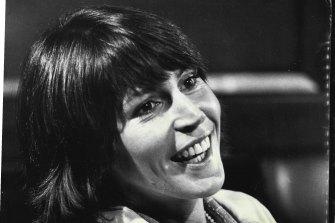 Helen Reddy in 1973.