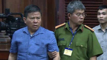 Australian response to Chau Van Kham sentence condemned as 'pitifully weak'