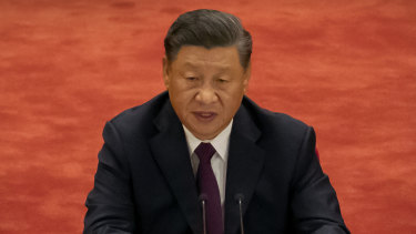 The Resolve Political Monitor showed Australians were in no mood to negotiate over Beijing's demands.