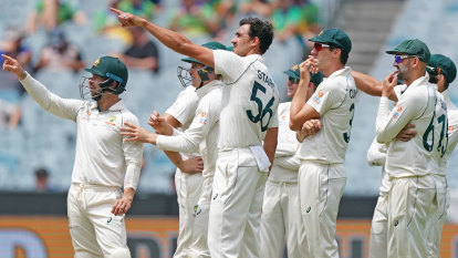 Point to prove: Aussies stunned at another controversial DRS verdict