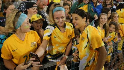 Where gender equality in elite Australian sport needs to get better