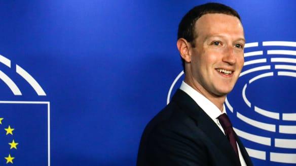 Facebook's Zuckerberg apologises to EU legislators over data leak