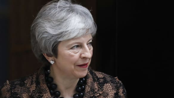 It's 'Groundhog Day': May continues to test the Brexit weather