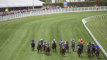 Melbourne Racing Club have big plans for Caulfield Racecourse.