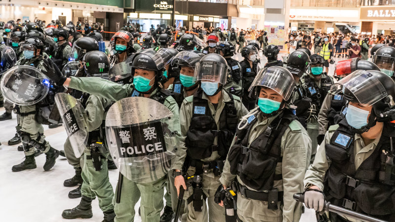 China to impose sweeping national security law in Hong Kong