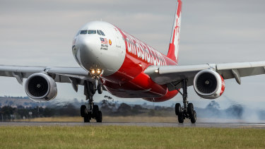 Perth to Lombok flights are in the works.