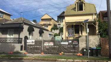 Steve Smith's property development in Birchgrove has upset neighbours.