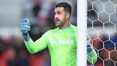 Adam Federici has barely played since leaving Reading in 2016, but is relishing his time at Macarthur FC.