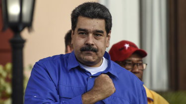 Nicolas Maduro says he wants to raise the number of militia members to 3 million by the end of the year.