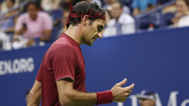 Before their match, Roger Federer said he had a great deal of respect for his Australian counterpart.