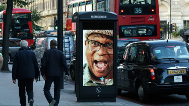 The newest phone boxes are sleek looking, Wi-Fi connected stands with touch screen maps and electronic signs that flash at passersby while also, privacy advocates say, harvesting data from their phones.