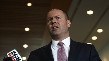 Treasurer Josh Frydenberg says he is confident tax cuts and lower interest rates will filter through the economy