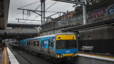 The so-called 'Frankston flyer' project is at a standstill.