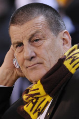 Former Victorian premier Jeff Kennett is staying on as president of Hawthorn Football Club, but for how long?
