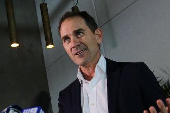 Cricket Australia issued a statement defending Australia's performance under coach Justin Langer.