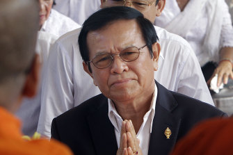 A court has freed opposition leader Kem Sokha from house arrest.