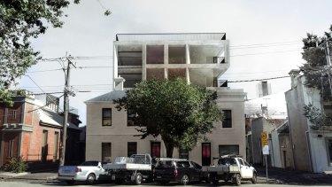 Piccolo House, 228-230 Dorcas Street, South Melbourne.