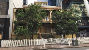 The Brisbane School of Arts building on Ann Street will be refurbished at a cost of $9 million by Brisbane City Council.