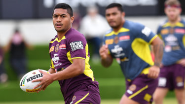 Leader of the pack: Anthony Milford's beginnings as a first grade half are a Bennett masterstroke in hindsight.