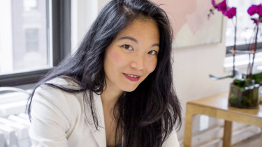Georgene Huang, founder of women's careers site Fairygodboss.