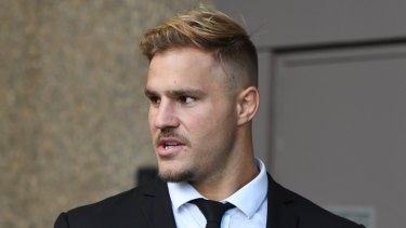 Jack de Belin is launching a new challenge to the NRL's stand-down rule.