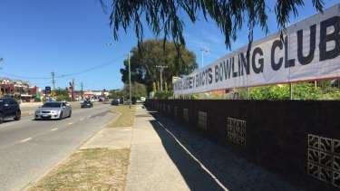 The Melville Bowling Club is fighting eviction from its current location to a neighbouring precinct.