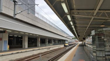 Trains in and out of Roma Street Station will be halted on the Corinda, Darra, Bowen Hills, Albion and Park Road lines.